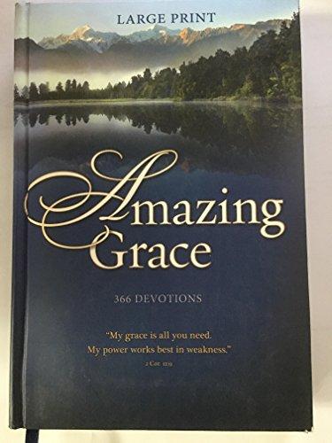 9781432100353: Amazing Grace: 366 Devotions