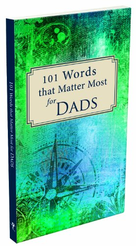 9781432101640: 101 Words that Matter Most - Dads