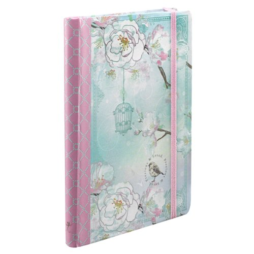 9781432105662: Cherry Blossoms Hardcover Journal