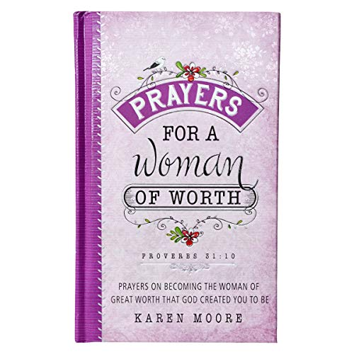 Prayers for a Woman of Worth: Christian Art Gifts