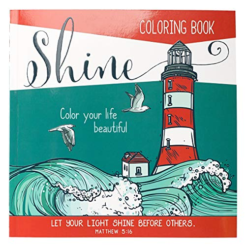 9781432114886: Adult Coloring Book Shine