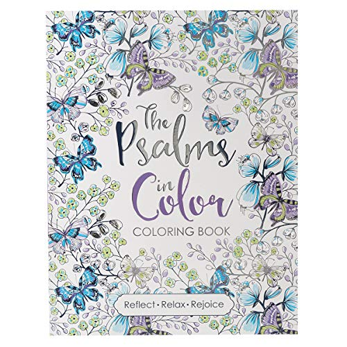 9781432115968: Coloring Book the Psalms in Color