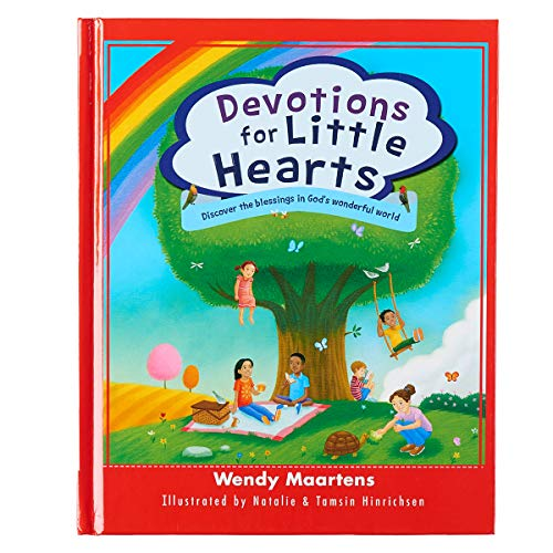 9781432122621: Devotions for Little Hearts