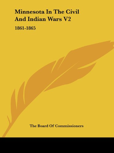 Minnesota in the Civil and Indian Wars: The Board Of