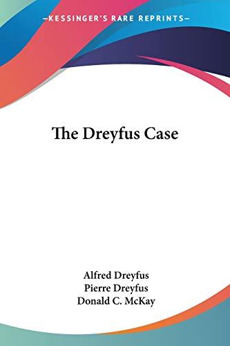 9781432563677: The Dreyfus Case