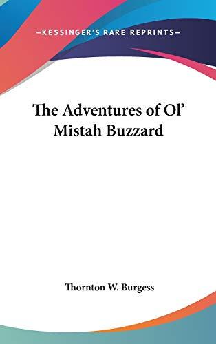 9781432604127: The Adventures of Ol' Mistah Buzzard