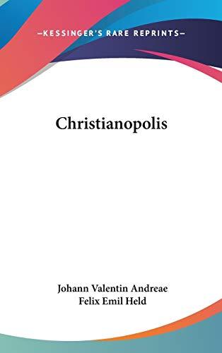 9781432611514: Christianopolis