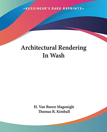 9781432650261: Architectural Rendering In Wash