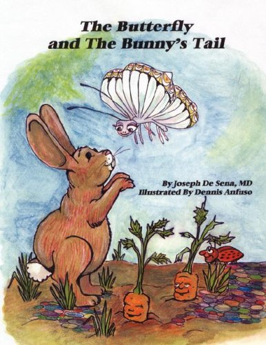 9781432704049: The Butterfly and The Bunny's Tail