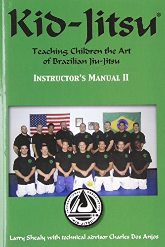 9781432710545: Kid-Jitsu (R): Teaching Children the Art of Brazilian Jiu-Jitsu
