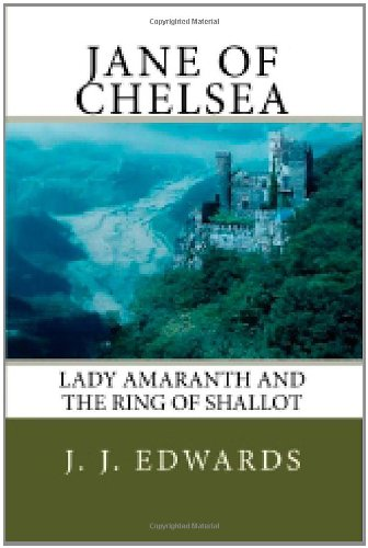 9781432718831: Jane of Chelsea: Lady Amaranth and the Ring of Shallot