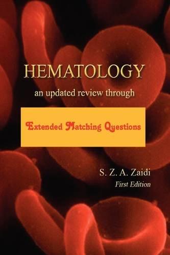 hematology essay questions