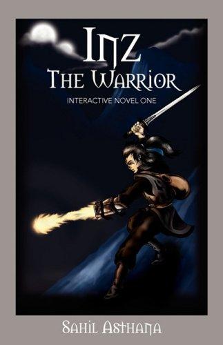 9781432727161: Inz the Warrior: Interactive Novel One