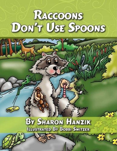 9781432728151: Raccoons Don't Use Spoons