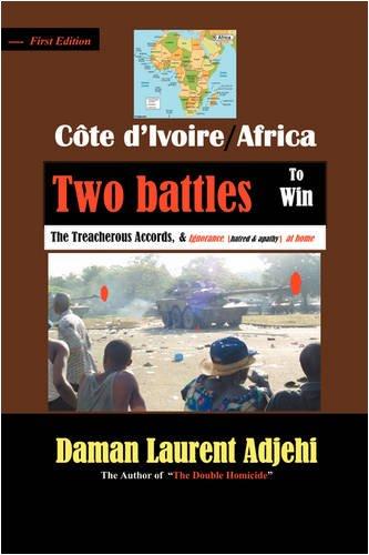 Cote d'Ivoire--Africa: Two Battles To Win: Adjehi, Daman Laurent