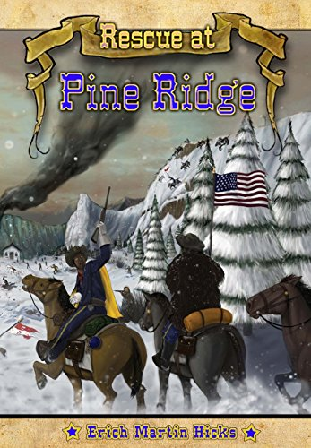9781432736835: Rescue at Pine Ridge: Based on a True American Story