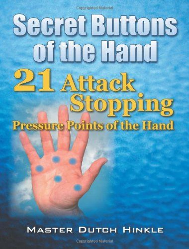 9781432738792: Secret Buttons of the Hand: 21- Attack Stopping Pressure Points of the Hand