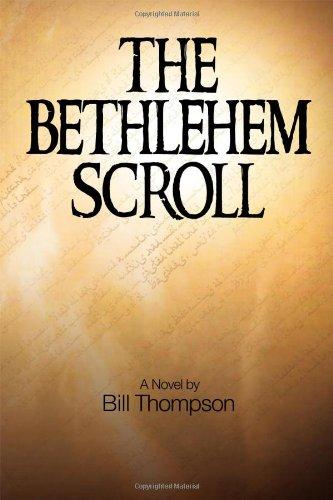 9781432738921: The Bethlehem Scroll