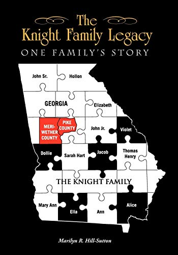 9781432743055: The Knight Family Legacy: One Family's Story