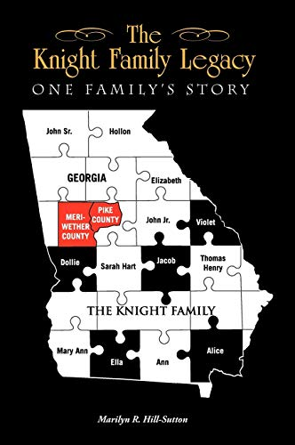 9781432743116: The Knight Family Legacy: One Family's Story
