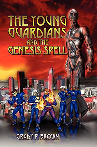 9781432743826: The Young Guardians and the Genesis Spell