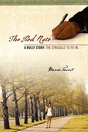 9781432751487: The Red Note: A Bully Story: The Struggle to Fit In.
