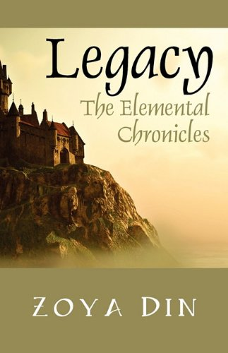 9781432754952: Legacy: The Elemental Chronicles
