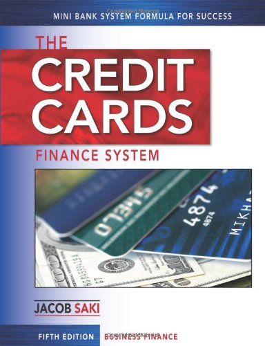 9781432755089: The Credit Cards Finance System: Mini Bank System
