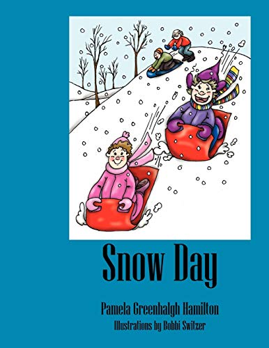Snow Day: Pamela Greenhalgh Hamilton