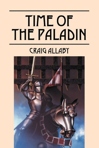 Time of the Paladin: Craig Allaby