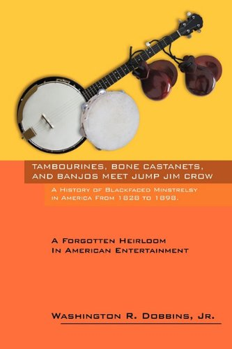 Tambourines, Bone Castanets, and Banjos Meet Jump: Washington R Jr