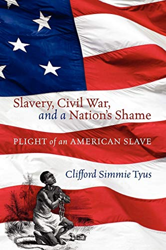 9781432766993: Slavery, Civil War, and a Nation's Shame: Plight of an American Slave
