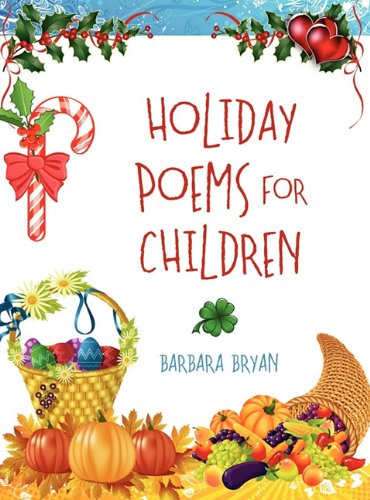 9781432770143: Holiday Poems for Children