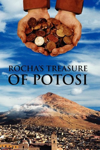 Rocha's Treasure of Potosi: Staff, Fred