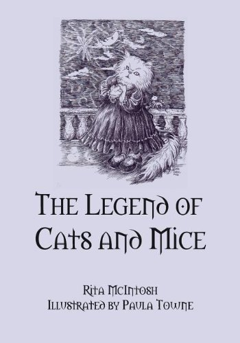 9781432783433: The Legend of Cats and Mice