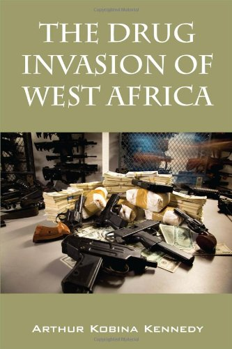 9781432786694: The Drug Invasion of West Africa