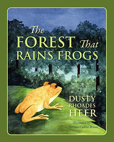 9781432793036: The Forest That Rains Frogs