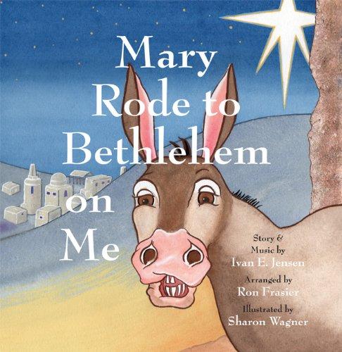 9781432794736: Mary Rode to Bethlehem on Me
