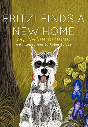 9781432795979: Fritzi Finds a New Home