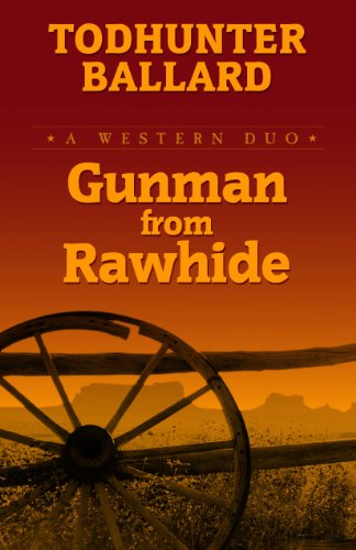 9781432825201: Gunman from Rawhide: A Western Duo (Five Star Western Series)