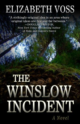The Winslow Incident (Five Star Mystery Series) Inscribed Copy