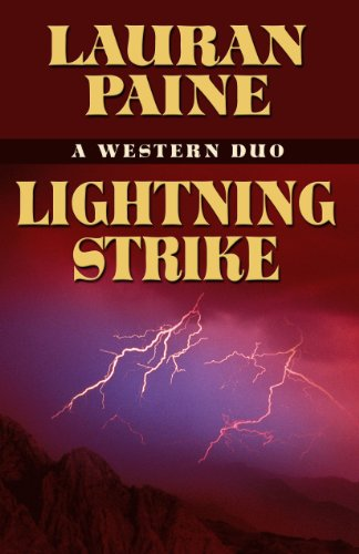 Lightning Strike: A Western Duo (Five Star: Paine, Lauran