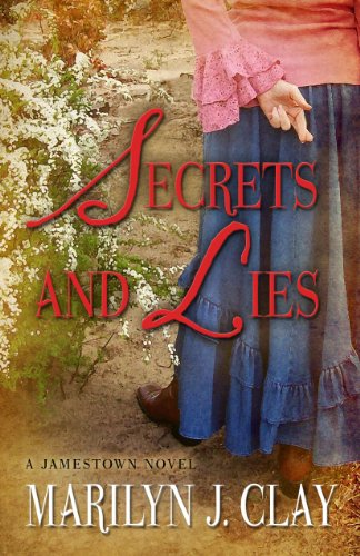 Secrets and Lies (Five Star Mystery Series): Clay, Marilyn J.