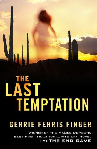 The Last Temptation (Five Star Mystery Series): Finger, Gerrie Ferris