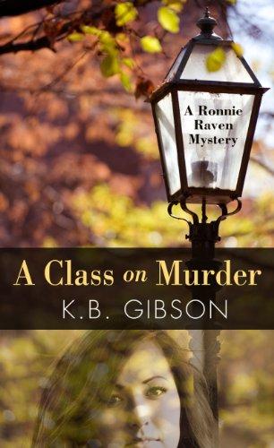 A Class on Murder (Five Star Mystery Series): Gibson, K. B.