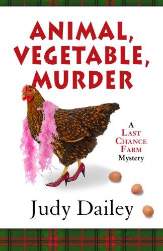 9781432826918: Animal, Vegetable, Murder (Five Star Mystery Series) (An Urban Farm Mystery)