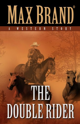 9781432827076: The Double Rider: A Western Story (Five Star Western Series)
