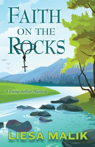 9781432827137: Faith on the Rocks (Five Star Mystery Series) (A Daisy Arthur Mystery)