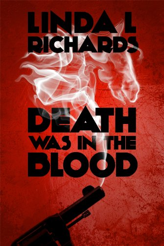 9781432827168: Death was in the Blood (Five Star Mystery Series)