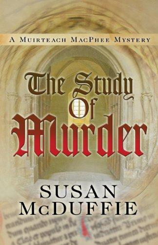 9781432827205: The Study of Murder (A Muirteach MacPhee Mystery)